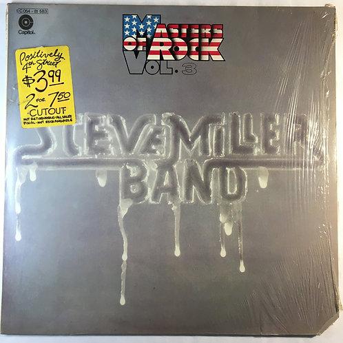 Steve Miller Band - Masters of Rock Vol. 3