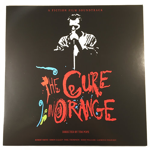 Cure, the - In Orange