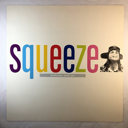 Squeeze - Double-Sided Promo Flat