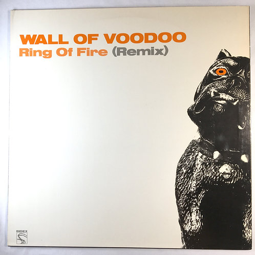 Wall of Voodoo - Ring of Fire (Remix)