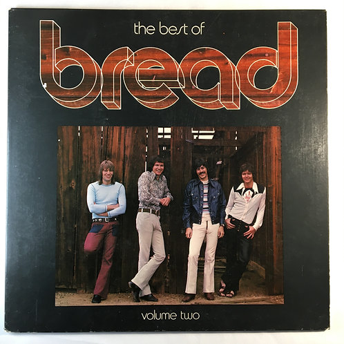 Bread - The Best Of Bread Volume Two