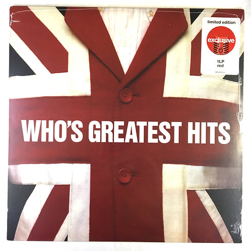 Who, the - Who's Greatest Hits