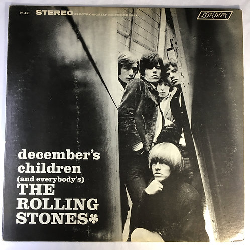 Rolling Stones - December's Children (And Everybody's)