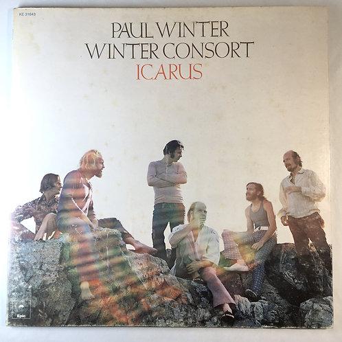 Paul Winter/Winter Consort - Icarus