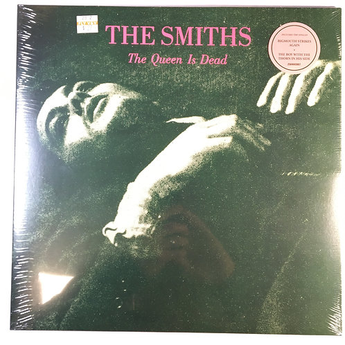 Smiths, the - The Queen is Dead