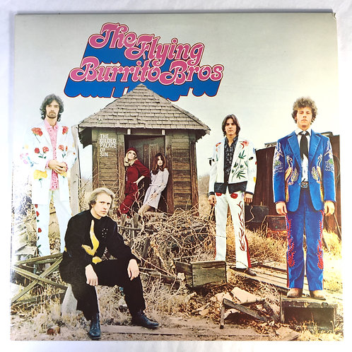 Flying Burrito Bros - The Gilded Palace of Sin