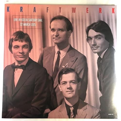 Kraftwerk - Live in Koeln Sartory Saal, 22 March 1975