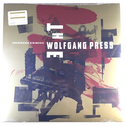 Wolfgang Press, the - Unremembered Remembered