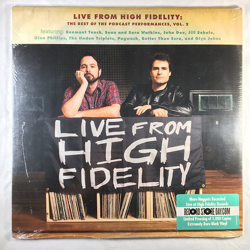 Various - Live from High Fidelity Vol. 2