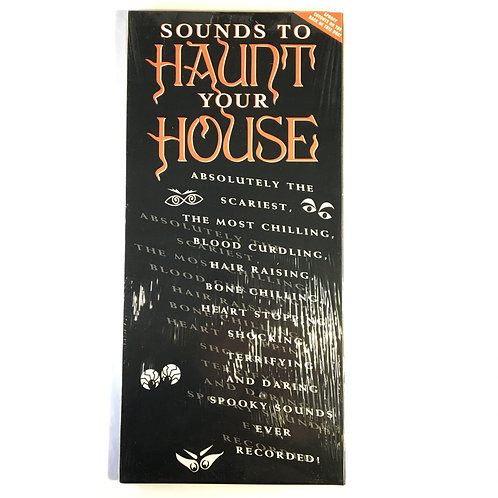 No Artist - Sounds to Haunt Your House