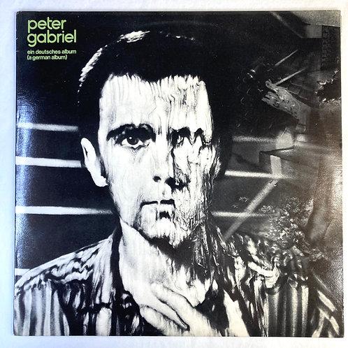 Peter Gabriel - Ein Deutsches Album (A German Album)
