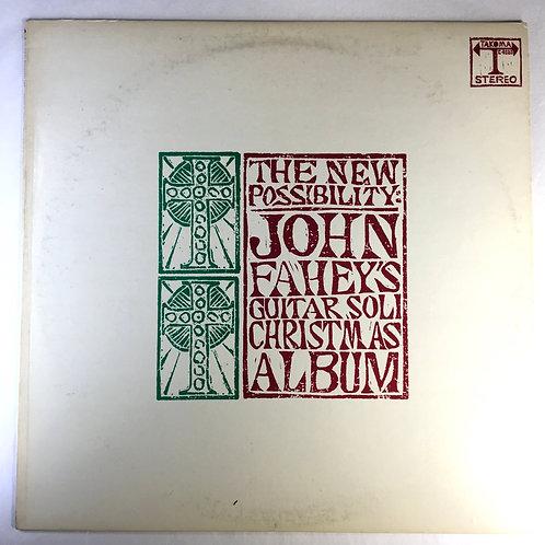 John Fahey - Guitar Soli Christmas Album