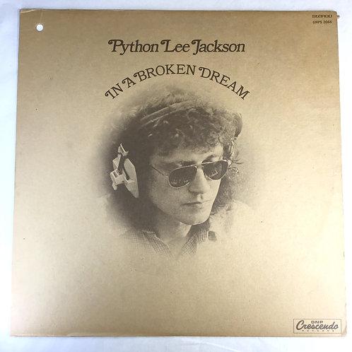 Python Lee Jackson - In a Broken Dream