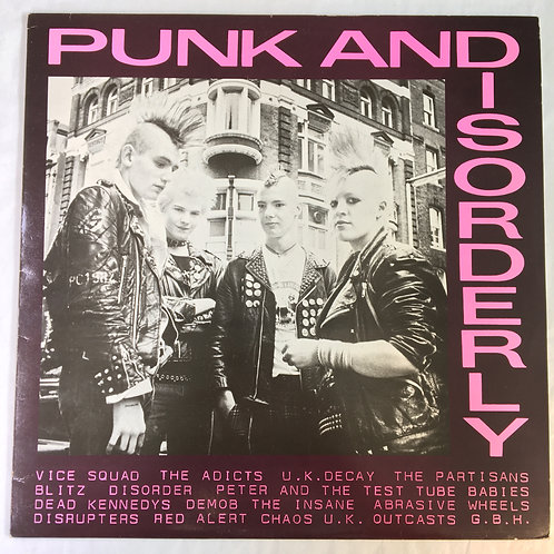 Various - Punk and Disorderly