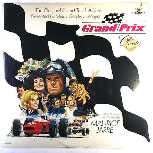 Maurice Jarre - Grand Prix Soundtrack