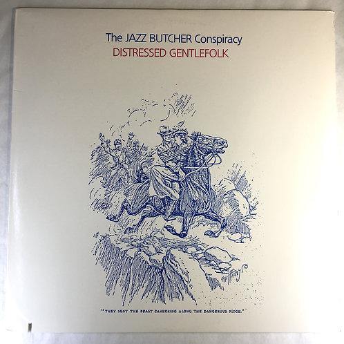 Jazz Butcher, the - Distressed Gentlefolk