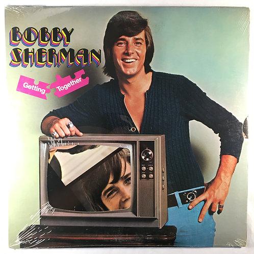 Bobby Sherman - Getting Together