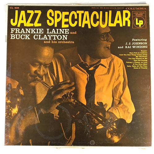 Frankie Laine and Buck Clayton - Jazz Spectacular