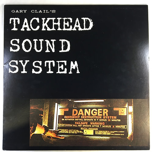 Gary Clail's Tackhead Sound System - Tackhead Tape Time