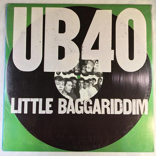 UB40 - Little Baggariddim