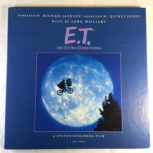 Michael Jackson & John Williams - E.T. the Extra-Terrestrial
