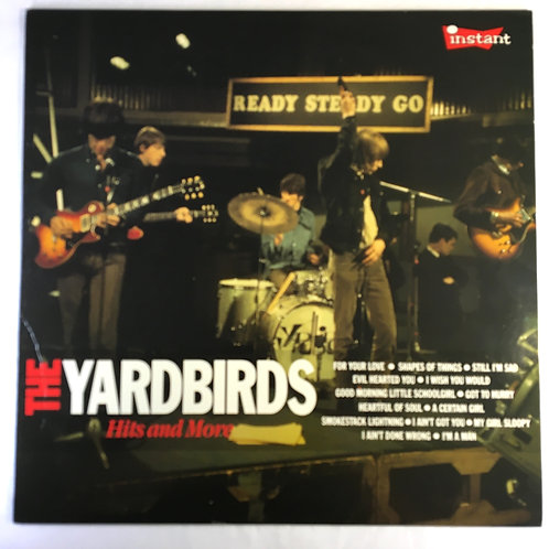 Yardbirds, the - Hits and More