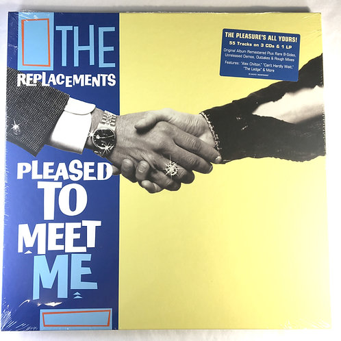 Replacements - Pleased to Meet Me  Deluxe Edition Box Set