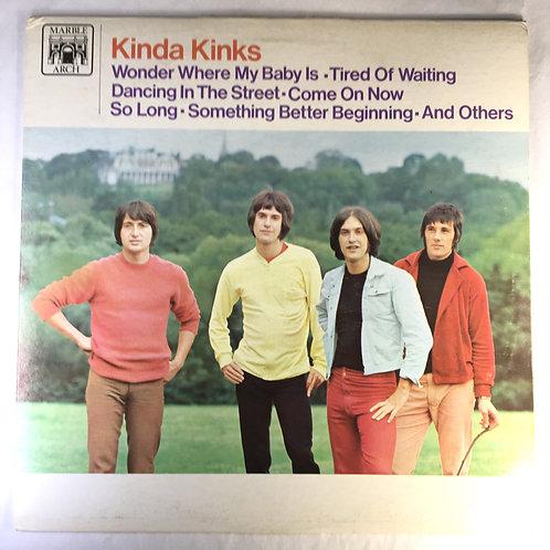Kinks, the - Kinda Kinks