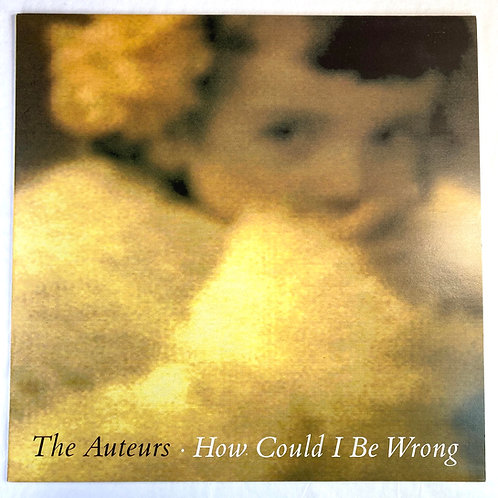 Auteurs, the - How Could I Be Wrong
