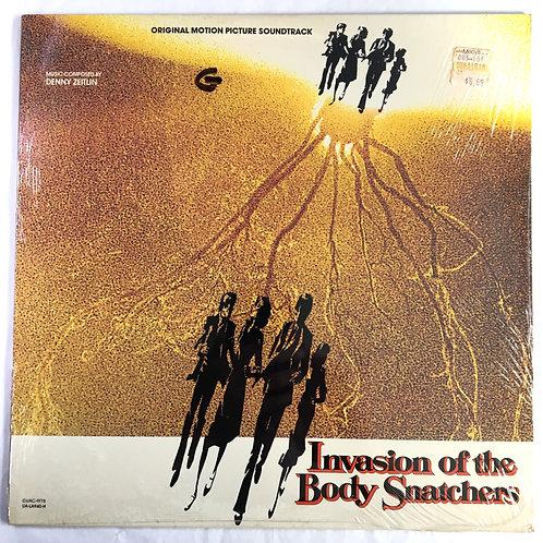 Denny Zeitlin - Invasion of the Body Snatchers Soundtrack