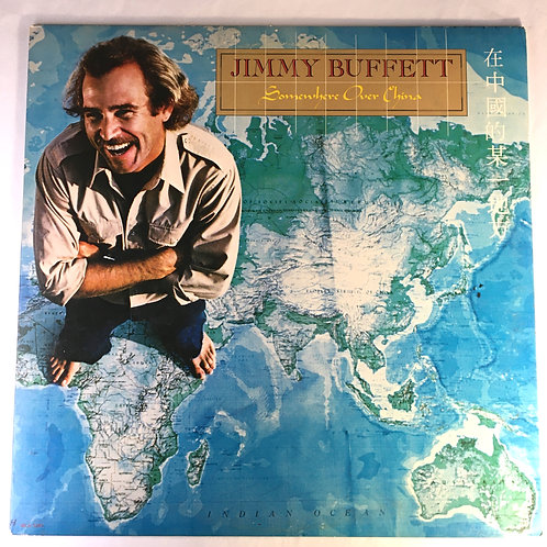 Jimmy Buffet - Somewhere Over China