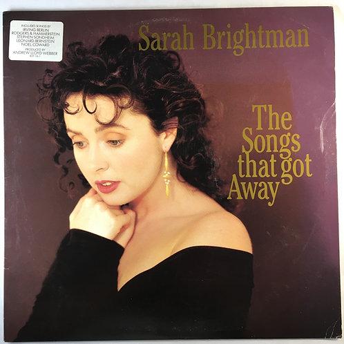 Sarah Brightman - The Songs that Got Away