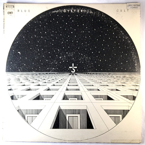 Blue Oyster Cult - S/T