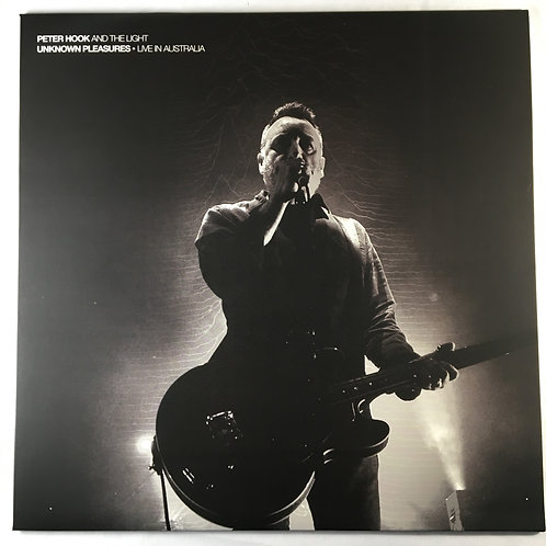 Peter Hook and the Light - Unknown Pleasures • Live in Australia