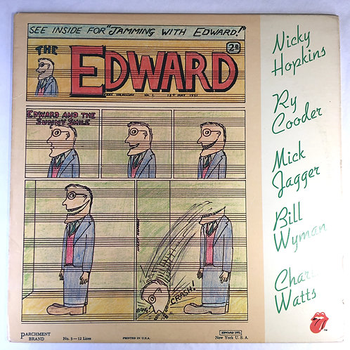 Nicky Hopkins, Ry Cooder, Mick Jagger, et al – Jamming with Edward