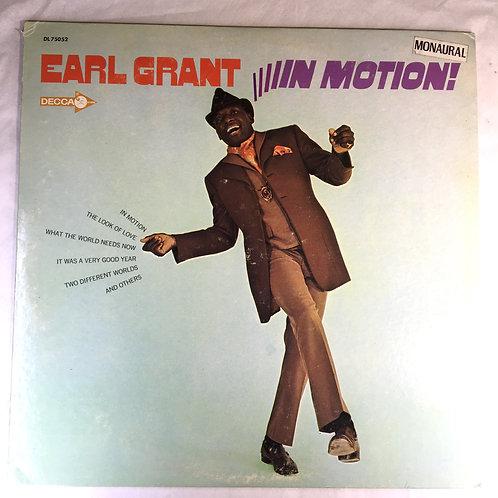 Earl Grant - In Motion