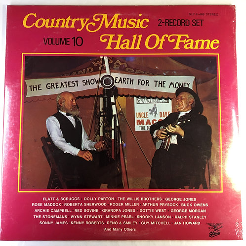 Various - Country Music Hall of Fame Volume 10