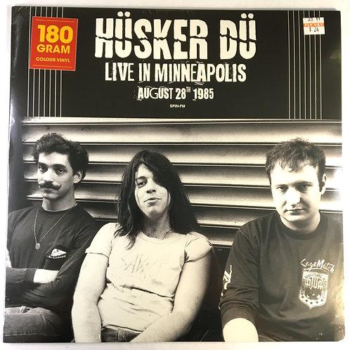 Husker Du - Live in Minneapolis August 28, 1985