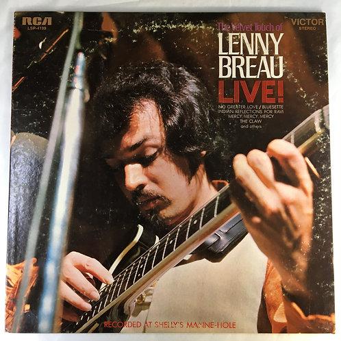 Lenny Beau - Live!