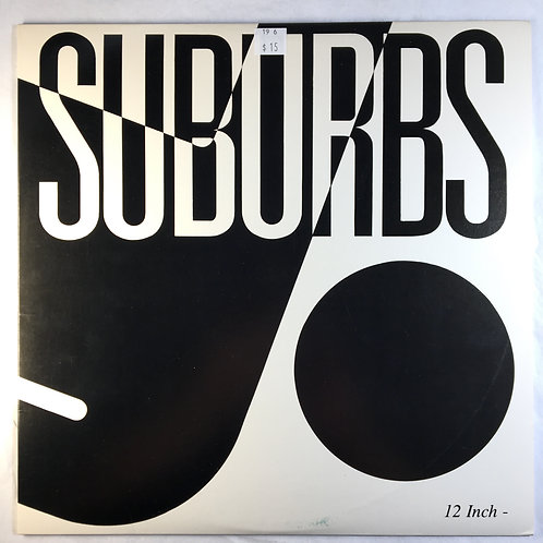 Suburbs - Little Man's Gonna Fall / Don't Do Me any Favors