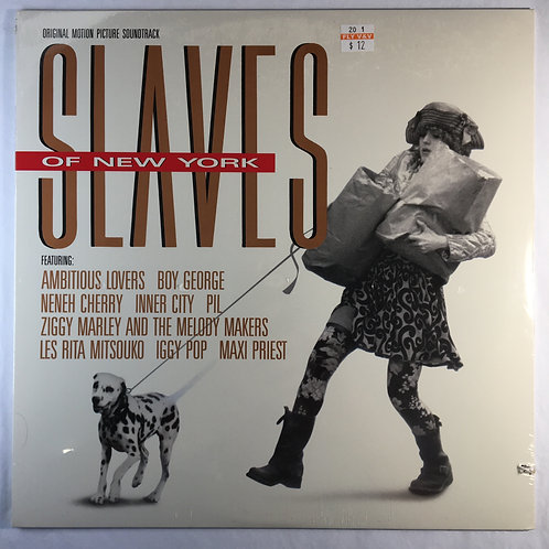 Various - Slaves of New York Soundtrack