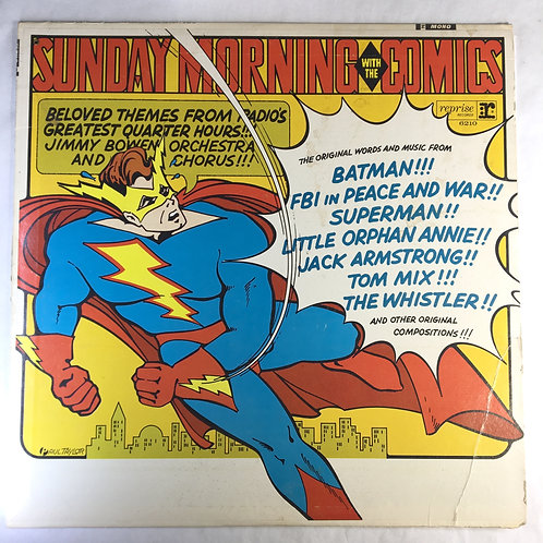 Jimmy Bowen Orchestra & Chorus - Sunday Morning with the Comics