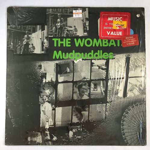 Wombats - Mudpuddles