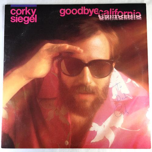 Corky Siegel - Goodbye California