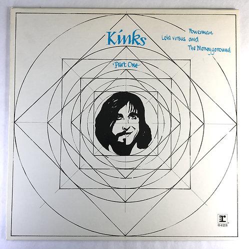 Kinks - Lola versus Powerman and the Moneyground