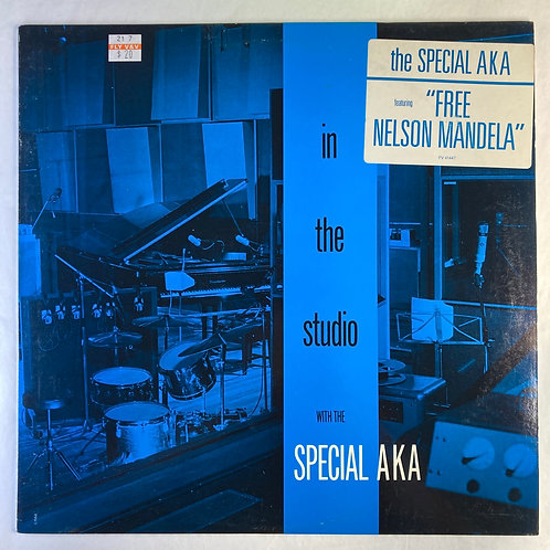 Special AKA, the - In the Studio with the Special AKA