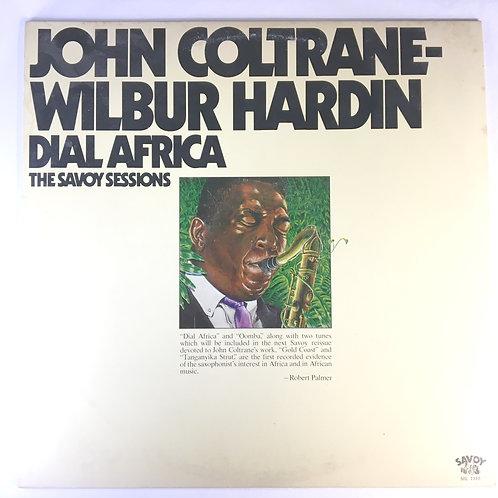 John Coltrane-Wilbur Hardin - Dial Africa