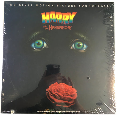 Various - Harry and the Hendersons Soundtrack