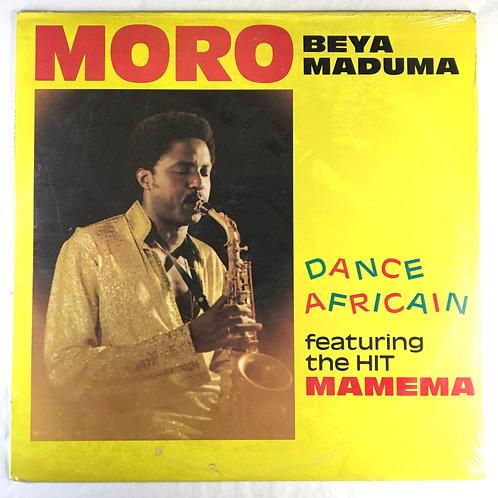 Moro Beya Maduma - Dance Africain