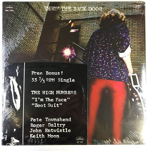 Various - Thru' the Back Door